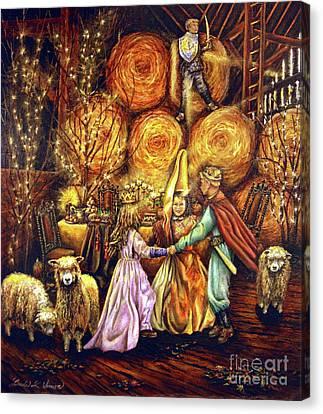Children's Enchantment Canvas Print