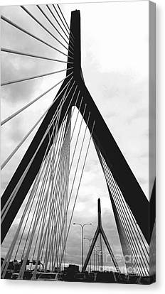 city of Boston Canvas Print