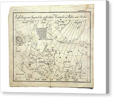 Constellations Canvas Print - Constellations by Detlev Van Ravenswaay