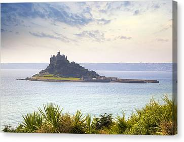 Cornwall - St Michael's Mount Canvas Print by Joana Kruse