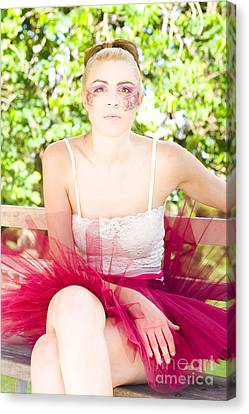 Ballet Dancers Canvas Print - Creative Vision by Jorgo Photography - Wall Art Gallery