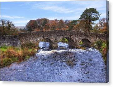Dartmoor - Postbridge Canvas Print by Joana Kruse