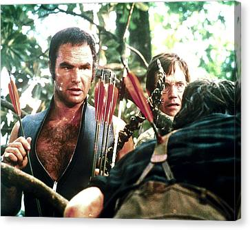 Deliverance  Canvas Print