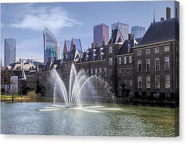 Den Haag Canvas Print by Joana Kruse