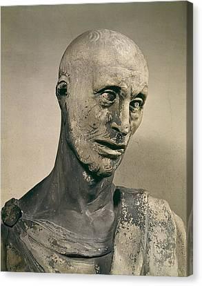 Donatello, Donato De Betto Bardi Canvas Print