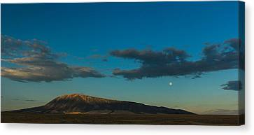 Elk Mountain Canvas Print