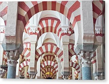 Europe, Spain, Andalucia, Cordoba, La Canvas Print by Rob Tilley