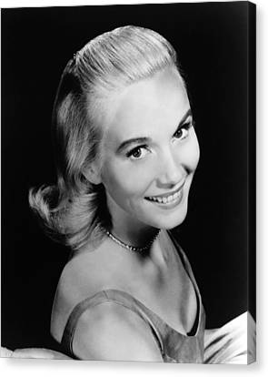 Eva Marie Saint Canvas Print by Silver Screen