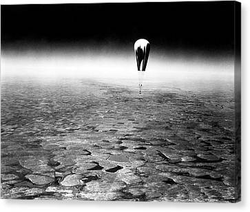 Explorer II High-altitude Balloon Canvas Print by American Philosophical Society