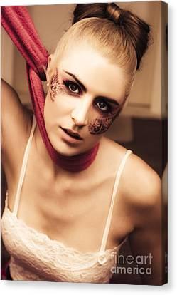 Fashion Victim Canvas Print by Jorgo Photography - Wall Art Gallery