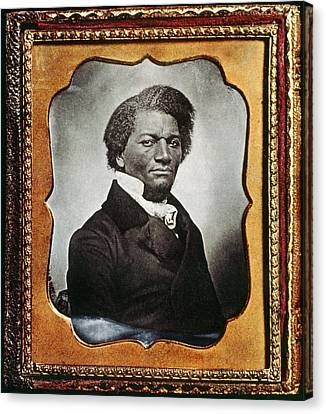 Frederick Douglass (c1817-1895) Canvas Print