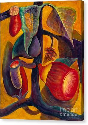 Garden Renegade Canvas Print