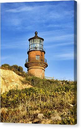Gay Head Lighthouse Canvas Print by John Greim