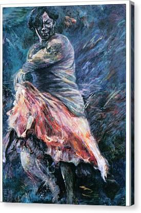 Gitana Canvas Print