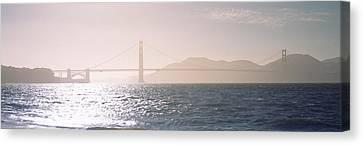 Golden Gate Bridge California Usa Canvas Print