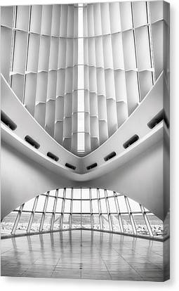 Flow Canvas Print - Grand Entrance by Scott Norris