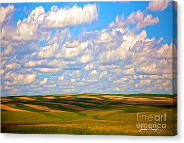 Great Plains Canvas Print