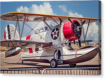 Grumman Duck Canvas Print