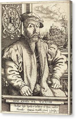 Hans Sebald Lautensack German, 1524 - 1561-1566 Canvas Print