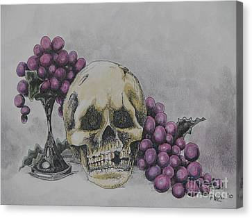Harold And The Vine Canvas Print