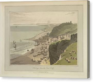 Hastings Canvas Print