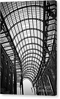 Hay's Galleria Roof Canvas Print