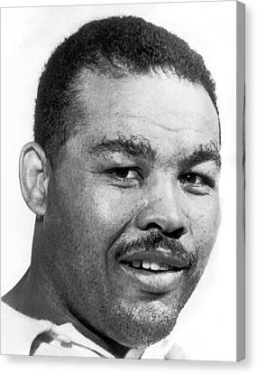 Heavyweight Champion Joe Louis Canvas Print