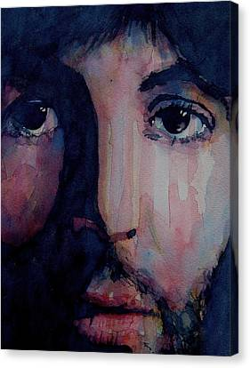 Hey Jude Canvas Print by Paul Lovering