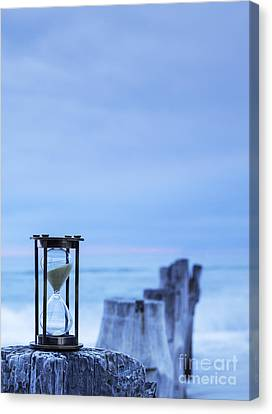 Hourglass Canvas Print - Hourglass Blue Sky by Colin and Linda McKie