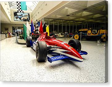 Indianapolis 500 Canvas Print by Chris Smith