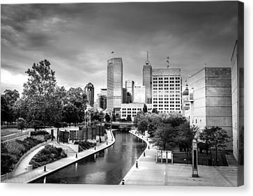 Indianapolis Canvas Print