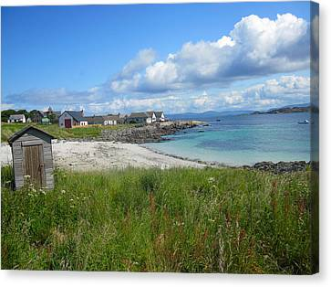 Iona Beach Canvas Print