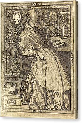 Jean De Gourmont I French, Active 1506-1551 Canvas Print by Quint Lox
