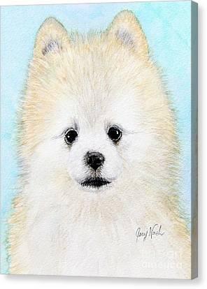 Jingles Canvas Print by Joey Nash