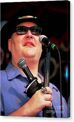 John Popper Canvas Print