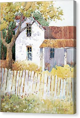Kansas Charm Canvas Print