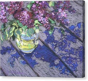 Lilacs Canvas Print by Gloria  Nilsson