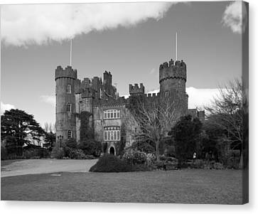 Malahide Castle Canvas Print