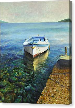 Martinscica Canvas Print by Joe Maracic