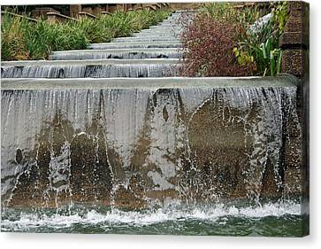 Meridian Hill Park Canvas Print by Cora Wandel