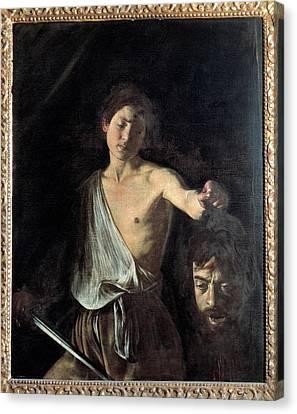 Merisi Michelangelo Known Canvas Print by Everett