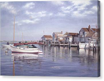 Merlin's Den - Nantucket Island Canvas Print