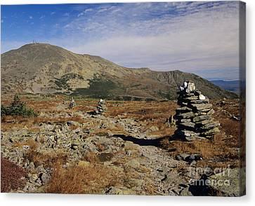 Mount Washington - White Mountains New Hampshire Canvas Print