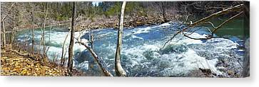 Nemo Rapids Canvas Print by Paul Mashburn