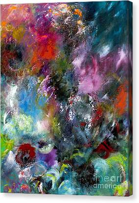 New Creation Canvas Print