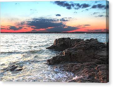 New Haven Canvas Print by Andrea Galiffi