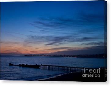 North Monterey Bay Canvas Print