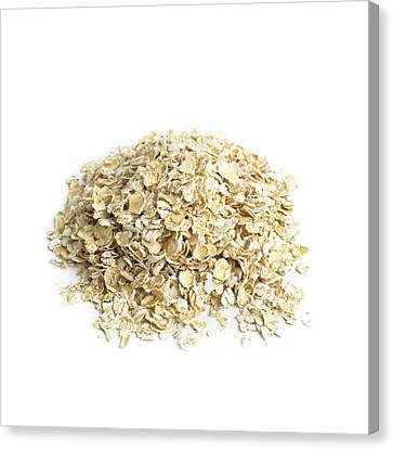 Porridge Canvas Print - Oats by Science Photo Library