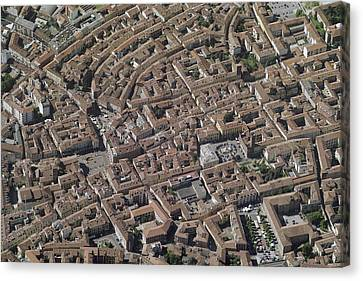 Old Town, Asti Canvas Print
