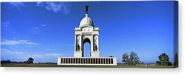 Pennsylvania State Memorial Canvas Print by Panoramic Images